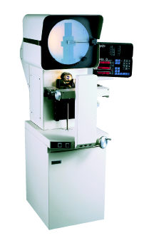 Full size image of Micro-Vu Spectra Optical Comparator