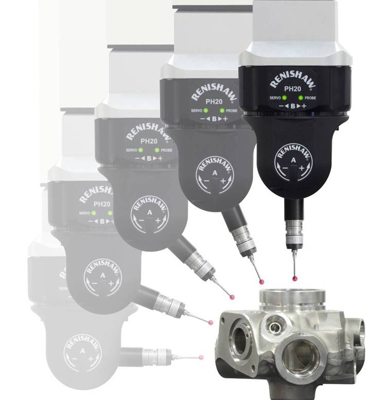 Full size image of CMM Probes