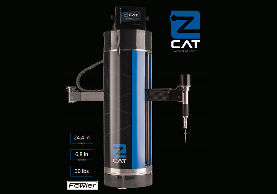 Full size image of A New Innovative product by Fowler – zCat